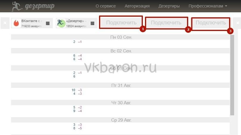 Узнать кто удалился из группы Вконтакте 3