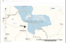Как убрать местоположение ВКонтакте на фотографии